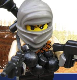 Lego terrorist